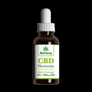 olej CBD Harmonia 10 % BioHemp