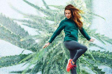 CBD + joga = idealny lek na stres?