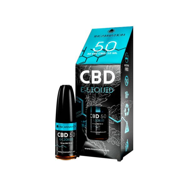 lquid cbd incannation 50mg