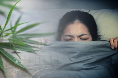 Koszmary senne – czy CBD pomoże?