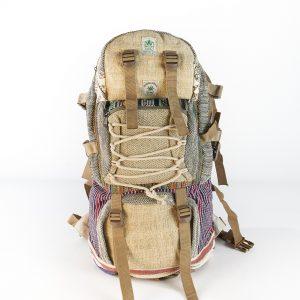 plecak turystyczny z konopi