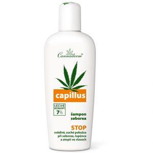 Capillus Szampon na problemy łojotokowe