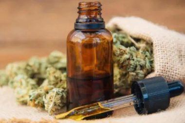 Medyczna marihuana uratowała życie syna Katy