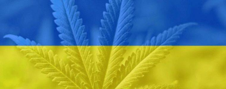 Obywatele Ukrainy chcą legalizacji medycznej marihuany