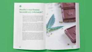 Książka Konopie i marihuana w kuchni