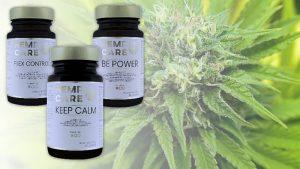 CBD alergie tabletki BioHemp