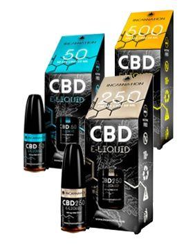 liquid CBD Incannation