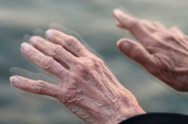 Olejek CBD a choroba Parkinsona. Kannabidiol