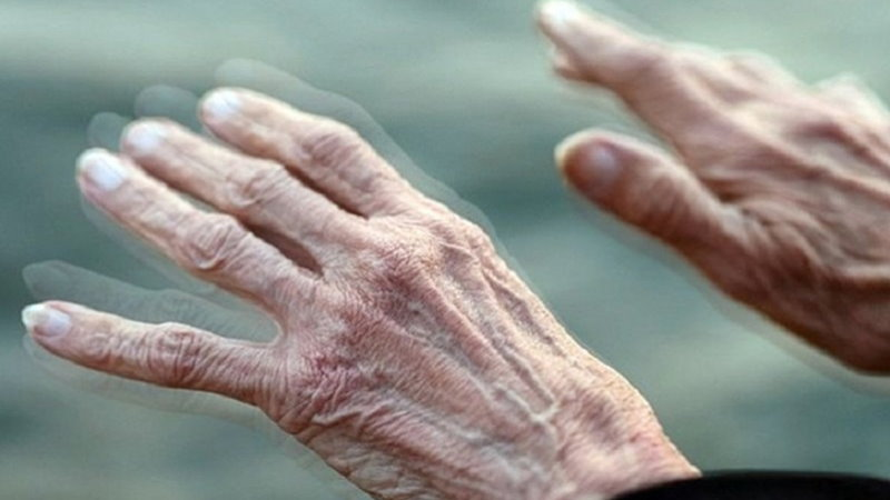 medyczna marihuana Parkinsona