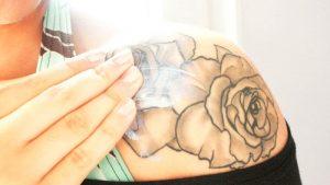maść konopna w codziennej pielęgnacji tatuażu
