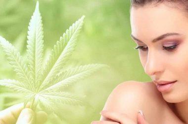 CBD, kolagen i zdrowa skóra