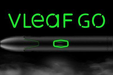 Waporyzator VLeaF GO – konwekcja on-demand na każdą kieszeń! [NOWOŚĆ W SKLEPIE BioHemp]