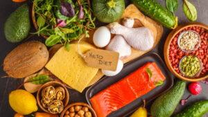 Dieta ketogeniczna i olej CBD